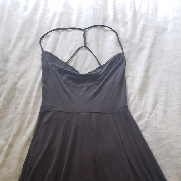 Urban outfitters silence+noise gray dress size S